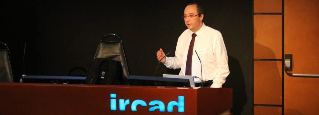 L'IRCAD, au cœur de la chirurgie augmentée