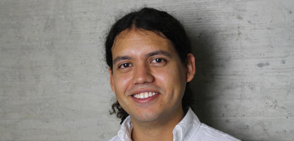 Rencontre avec Kenneth Funes, fondateur d'Eyeware
