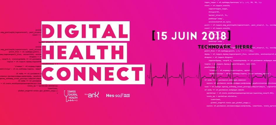 Place aux révolutionnaires de la santé digitale avec Digital Health Connect