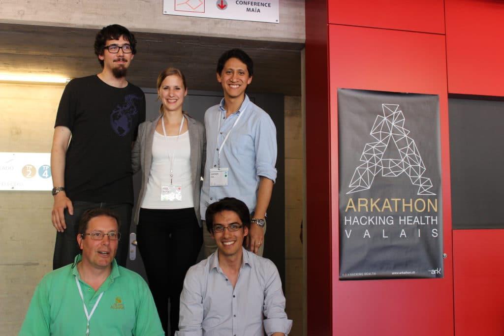 MeasureMe, coup de cœur de l'Arkathon 2016, poursuit sa route avec succès !