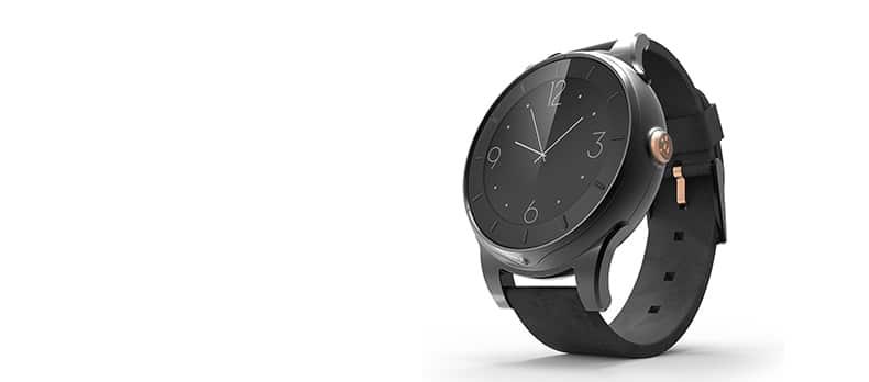 Une montre connectée pour préserver l'autonomie des seniors à leur domicile
