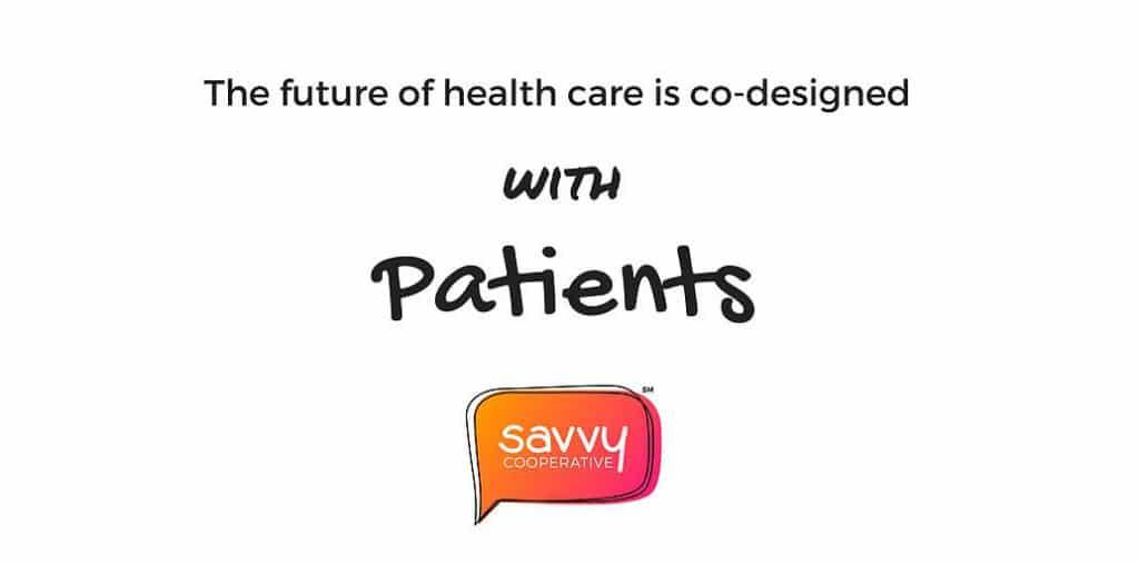 Savvy Cooperative : la plateforme de données santé qui appartient aux patients !