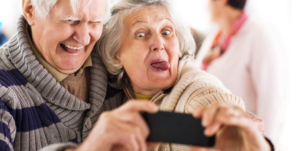 La technologie à la conquête des seniors !
